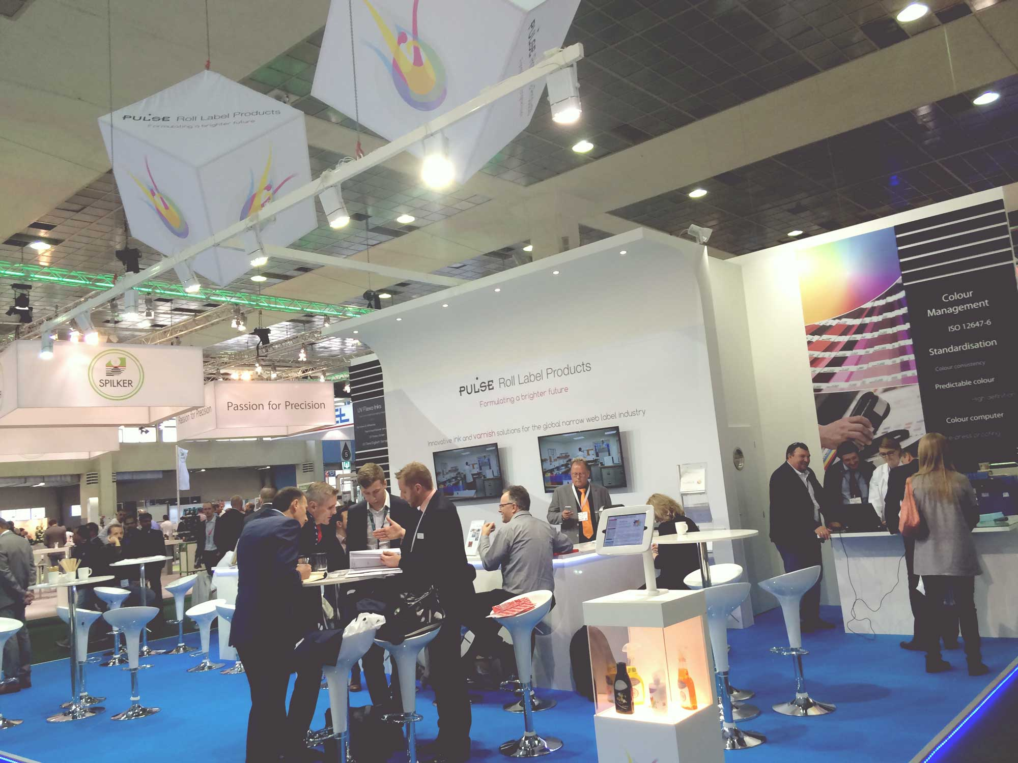 Pulse at LabelExpo 2015
